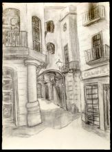 Barcelona Street 1