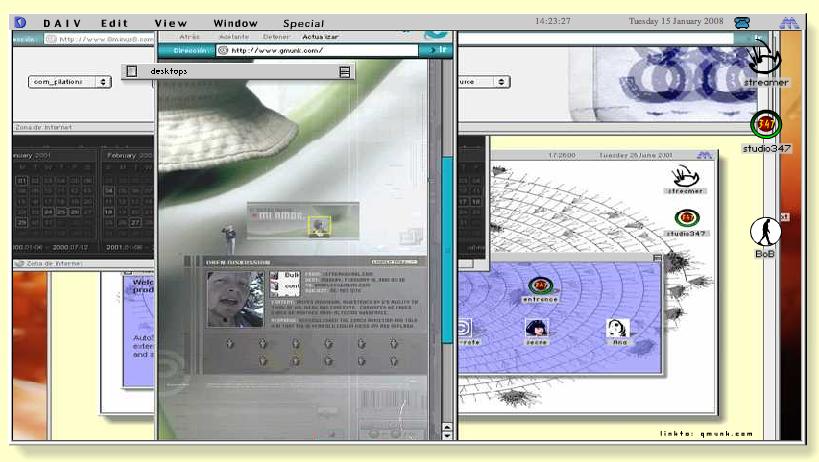 Apple system 2001