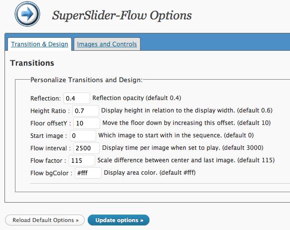 SuperSlider-Mooflow